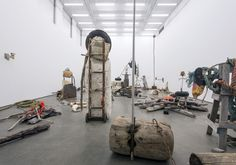 The Contemporary Art Gallery presents the first solo exhibition in Canada of work by the renowned British artist Mike Nelson. Contemporary Art, Sculptures, Art Gallery, Exploring, Interiors, Art Museum, Decoration Home, Explore, Research