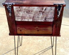 Image result for reclaimed wood liquor cabinet Liquor Cabinet, Storage, Wood, Furniture, Image, Home Decor, Purse Storage, Decoration Home, Woodwind Instrument