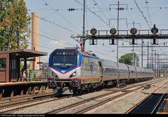 RailPictures.Net Photo: AMTK 639 Amtrak ACS-64 at North Elizabeth, New Jersey by Bobby Allard