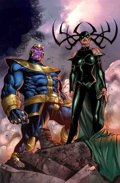 I'm kinda hoping she's not dead. Cate Blanchett killed it as Hela, and I would love to see her manipulating the mad titan.