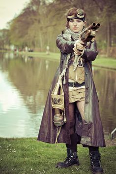 All sizes | 2012-04-21 Elf Fantasy Fair, edition Haarzuilens 2012, Steampunk | Flickr - Photo Sharing!