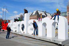 Tips voor stadstrip naar Amsterdam met kinderen - Mina Dotter
