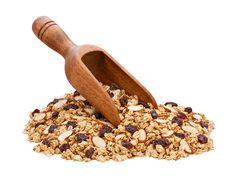 POUR FAIRE SON MUESLI ON PREND... Avec ses flocons de céréales, ses graines et ses fruits secs, le muesli aide à démarrer du bon pied. Et quand on le compose soi-même avec des ingrédients choisis selon ses goûts, ses besoins et ses envies, c'est encore meilleur…