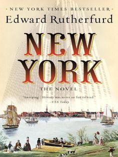 New York City's history through the eyes of fictional families. Reading again soon.