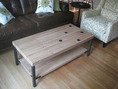 Bowling Alley Coffee Table | Andy Whitcomb | Flickr