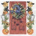 October Doorway - Witch.
