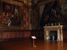 Queen Audience  Chamber at hampton court
