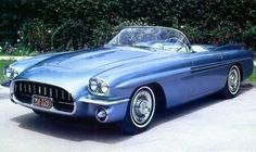Oldsmobile Concept car 1957....