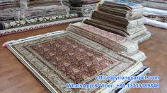 Yilong Carpet---The leading handmade Persian carpet producer in China. We can supply various kind of handmade Persian carpet which including Turkish silk carpet; Persian silk carpet; Persian artificial silk carpet; Wool and silk mixed carpet; Aubusson carpet; Aubusson tapestry...  For more details, please feel free to contact Ms. Amy Yu. E-mail: office@yilongcarpet.com Mobile: +86 13733189846 (WhatsApp & Viber)