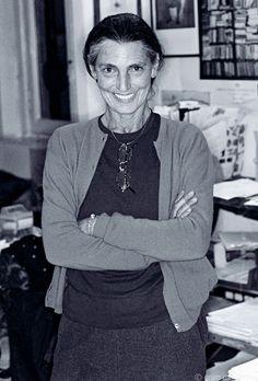 Benedetta Barzini, she's 70 years old.