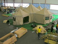 #CANVASu0026TENT_FACTORY & 2window gemsbok bow tent | our products | Pinterest | Tents