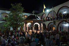 Αυτή είναι η δύναμη της πίστης μας: Πλήθος κόσμου στον Όσιο Δαυίδ για την γιορτή!