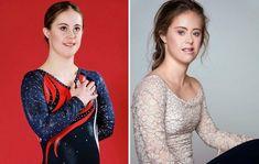 Вдохновляющая история девушки с синдромом Дауна: чемпионка мира по гимнастике становится моделью