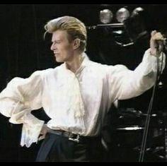 Sassy David Bowie