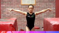 Developing the Tour Jete Turn - gymnastics. I like the kneeling and the barre part (batt back to back scissor) Gymnastics Lessons, Gymnastics Routines, All About Gymnastics, Gymnastics Floor, Tumbling Gymnastics, Gymnastics Coaching, Gymnastics Training, Gymnastics Videos, Gymnastics Workout