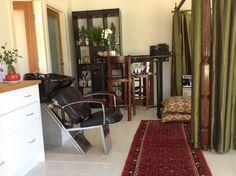 Home hair salon ideas