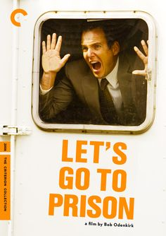 officerserpico:    Let's Go To Prison (2006) • Directed by Bob Odenkirk • Fake Criterion  (http://fakecriterions.tumblr.com/#)