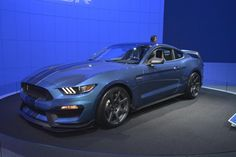 2016 Ford Mustang GT350R: This track-ready Mustang strips it down to the bare bones: no rear seat, no AC, and a whole lot of power.