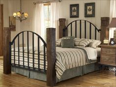 Rustic Log Beds and Rustic Log Bed and Bedroom Furniture