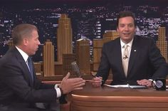 """This Video Of Brian Williams Rapping Ludacris' """"Rollout"""" Is Everything You Need"""