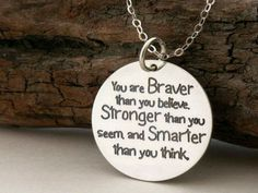 Throw it on a chain...I like that idea.  Stick it on your visor or rear view mirror...just a reminder!