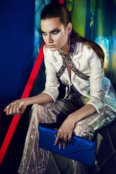Kira Mazura by Alice Luker for Velvet Magazine