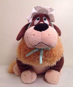 "Disney Nana Newfoundland Dog Plush Stuffed Toy From Peter Pan Disney Store 13"" #Disney"