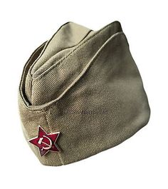 #Genuine russian #soviet ussr red army ww2 military uniform #pilotka hat cap badg,  View more on the LINK: http://www.zeppy.io/product/gb/2/140682861441/