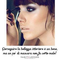 Dai importanza anche alle tue ciglia... http://www.vanitylovers.com/prodotti-make-up-occhi/mascara.html?utm_source=pinterest.com&utm_medium=post&utm_content=vanity-mascara&utm_campaign=pin-mitrucco