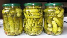 I fucken love pickles Romania Food, Hungarian Recipes, Romanian Recipes, Arabic Food, Canning Recipes, Diy Food, Pickles, Cucumber, Good Food