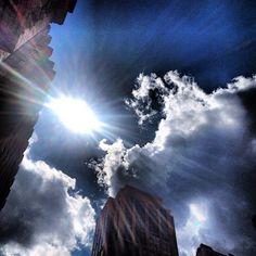 Kareem Black's stunning Instagram shot.