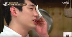 Find Out Why Yoon Park was Moved to Tears tvN's 'House Cook Master Baek' | Koogle TV