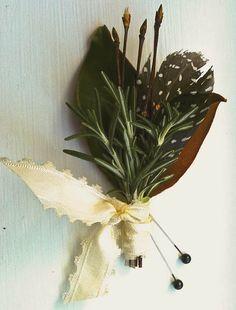Fall buttonhole diy