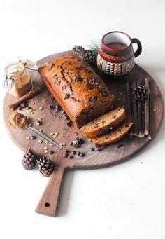 pain d'épice végane aux pépites de chocolat