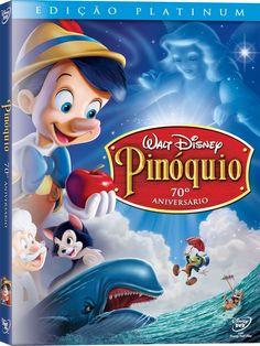 Pinóquio - (Pinocchio) Pt-Pt (Completo)