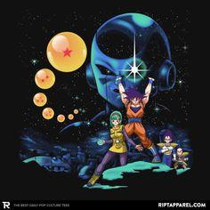 Dragon Wars Z T-Shirt - Dragon Ball T-Shirt is $13 today at Ript!