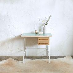 Vintage desk from atelierdupetitparc.fr