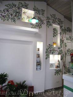Dream-Art.gr: Αναρριχώμενη Τριανταφυλλιά στο Φούρνο 'Αρχονταρίκι...