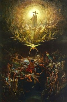 Shop for gustave dore artwork and designs from the world's greatest living artists. All gustave dore artwork ships within 48 hours and includes a money-back guarantee. Image Jesus, Jesus Christ Images, Jesus Art, Jesus Christ Painting, God Jesus, Gustave Dore, Catholic Art, Religious Art, Catholic Theology
