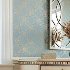 Art Deco Behang Kirkos. Verkrijgbaar bij www.artdecowebwinkel.com - Art Deco Wallpaper Kirkos. Available at artdecowebstore.com. #artdeco #wallpaper #behang