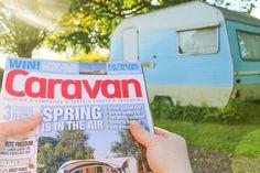 caravan magazine cassiefairy alpine sprite camper trailer makeover renovation project-4