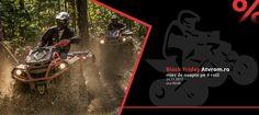 Intra in ultima cursa Black Friday ATVRom din acest an pe 24.11.2017 la ora 00:00!