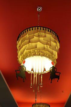 """""""Bigymoky"""" - chandelier"""