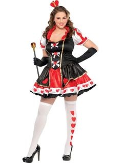 Adult Plus Size Charmed Queen Costume - Party City