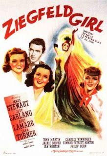 Ziegfeld Girl.