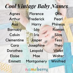Vintage Baby Names, Cute Baby Names, Pretty Names, Unique Baby Names, Boy Names, Book Writing Tips, Writing Words, Name Inspiration, Writing Inspiration