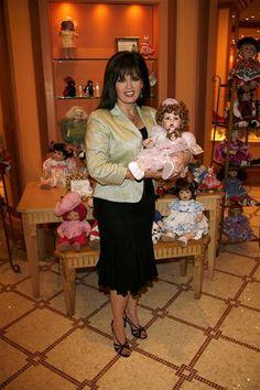 Marie Osmond dolls - Marie Osmond's life in pics