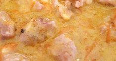 Mennyei Vadas mártás sertéscombbal recept! Vadast imádja a család, próbáltam egyszerűsíteni. Marhából készült vadas ízletesebb, de hosszabb ideig tart az elkészítése. Így választottam a sertéshúst, ami gyorsabban elkészül.