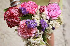 Carnation inspiration, affordable flower.