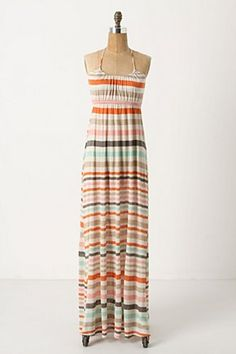 I think this could be the perfect post pregnancy summer dress! $98